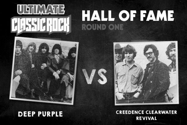 ¿Deep Purple o Creedence Clearwater Revival?