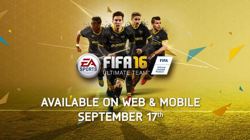 16370 - Fifa 16 Ultimate Team