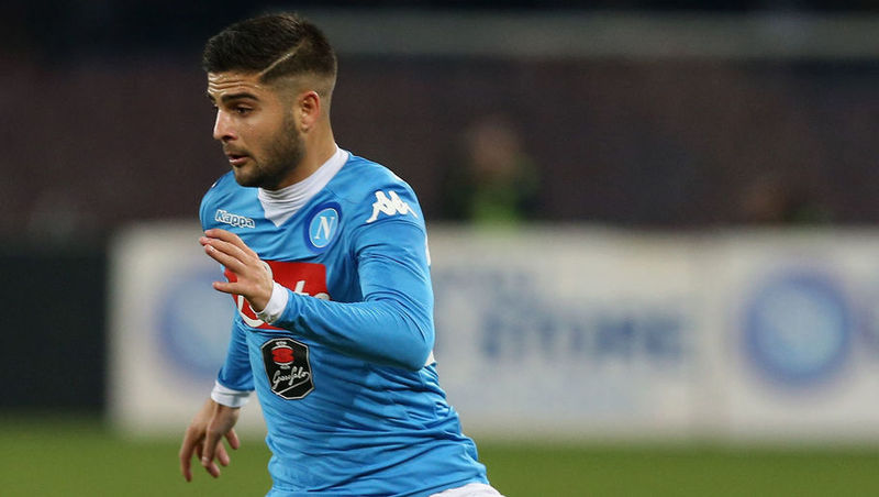 ¿Media de Lorenzo Insigne UP?