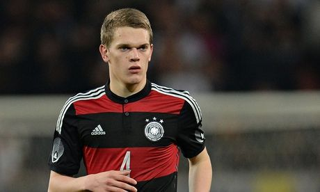 ¿Media de Matthias Ginter IF?