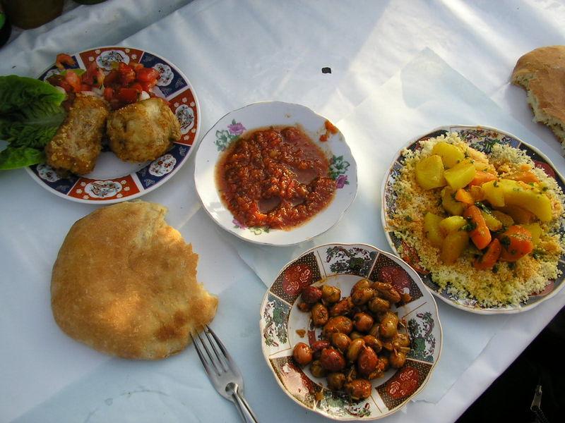 16381 - Gastronomía del mundo. Hoy: Marruecos