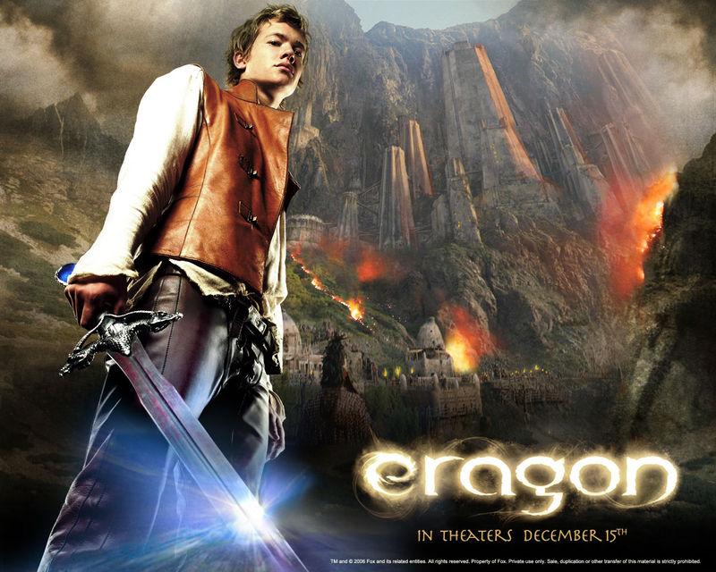 La primera facilita. ¿Qué edad tiene Eragon?