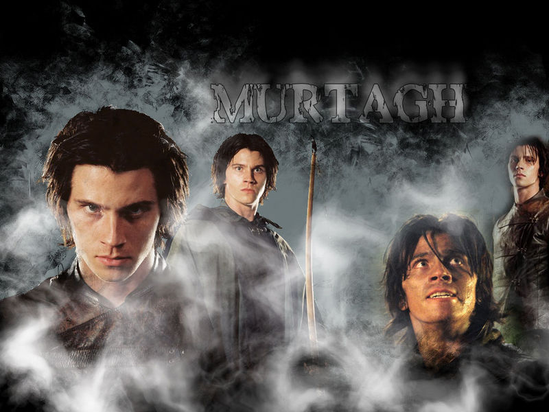 ¿Dónde conocen a Murtagh, hijo de Morzan?