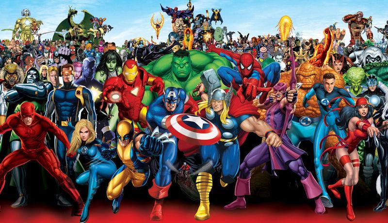 16468 - ¿Puedes reconocer estos héroes/heroínas de Marvel?