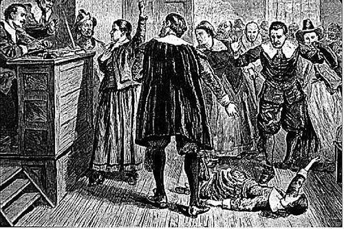 16472 - ¿Habrías sobrevivido a los juicios de Salem?
