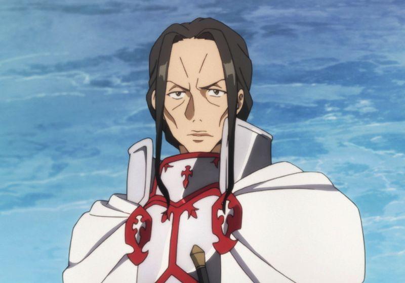 ¿Qué pasa con el ayudante de Asuna en el gremio de los Caballeros de sangre?