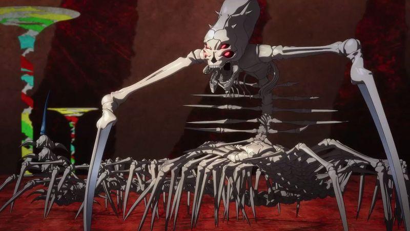 ¿Cómo se llama el penúltimo boss en el que luchan Kirito y Asuna?