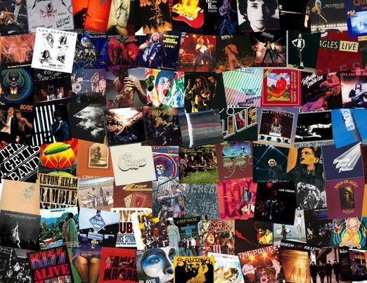 16571 - ¿Podrías identificar las portadas de discos de famosos cantantes y bandas?