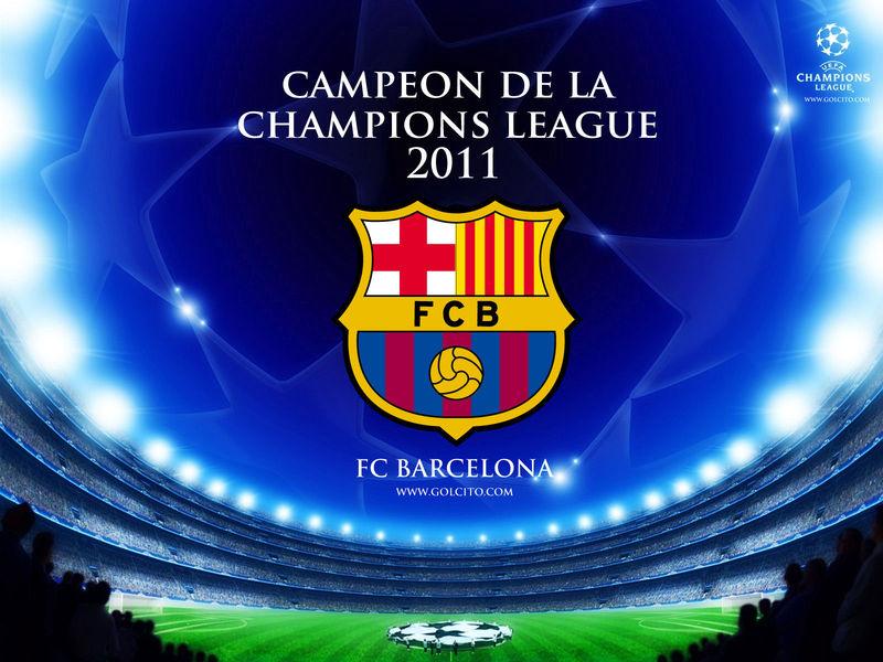 ¿Por qué el himno de la Champions dice el Barçaaaa...?