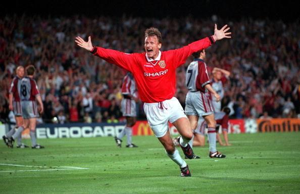 El Bayern de Munich perdió la final de la Champions contra el Manchester United en la temp. 98/99. ¿Qué resultado había al 90'?