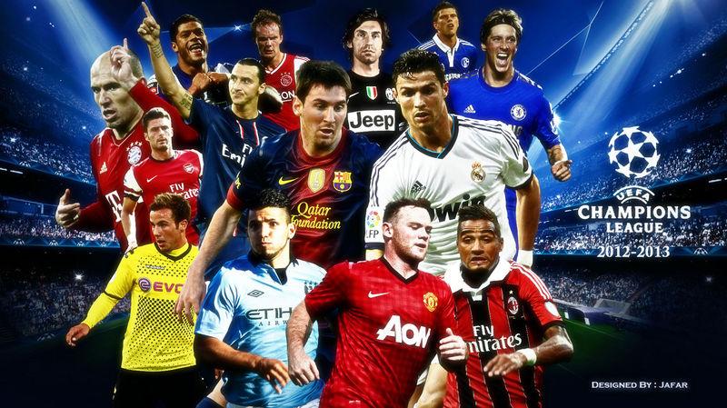 ¿Cuál fué la mayor goleada de la historia que hubo en la final de la Uefa Champions League?