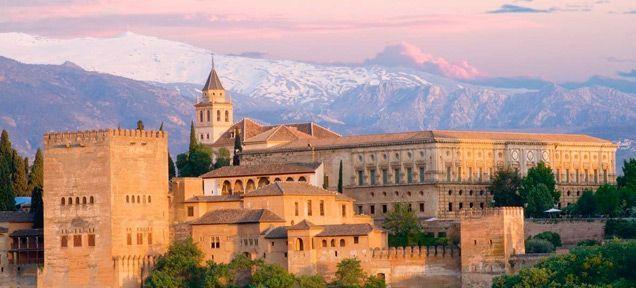 16592 - ¿Conoces las partes de la Alhambra? (Selectividad/Historia del Arte)