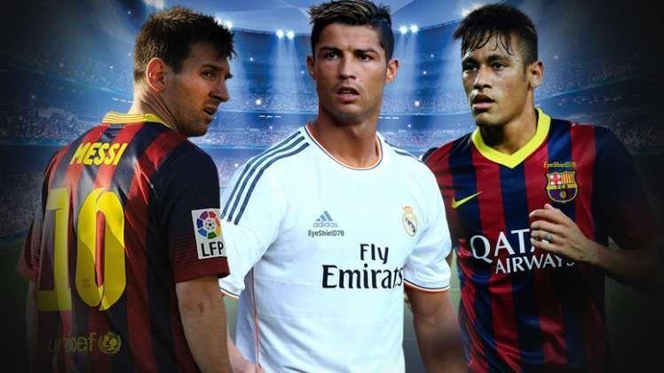 Desde la fecha actual... (13/04/16), ¿Quién es el máximo goleador de la Uefa Champions League?