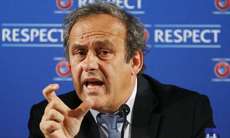 Y por último... ¿Cuál es el actual presidente de la UEFA Champions League?