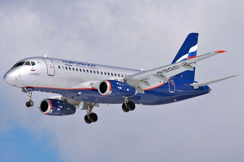 Vamos con un Ruso. ¿Qué modelo de avión es este?