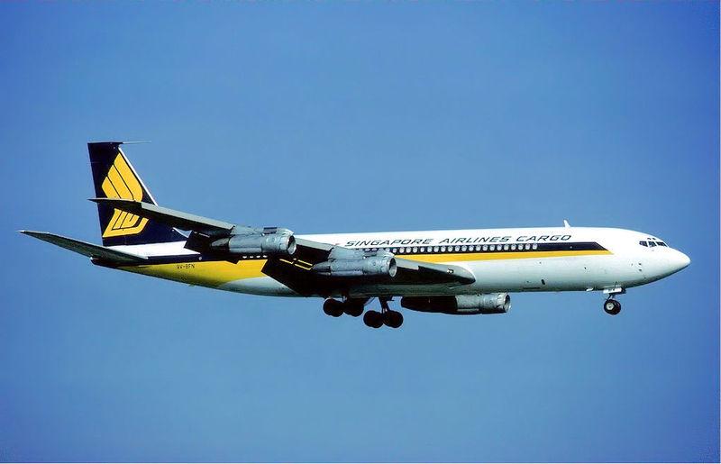Aquí uno de los más viejos. ¿Cuál es este avión?