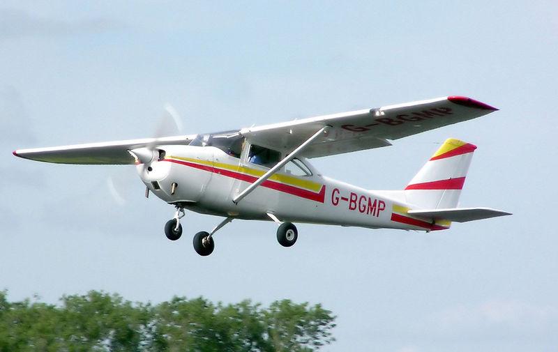 Vamos con uno pequeño. ¿Qué avión es este?