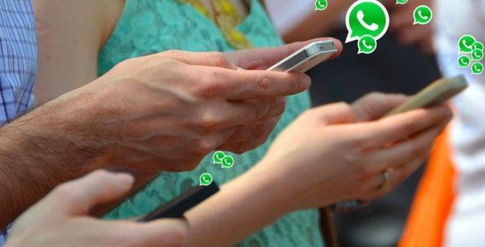 Cuando quieres decir que sí a una pregunta del whatsapp ¿con qué icono respondes?
