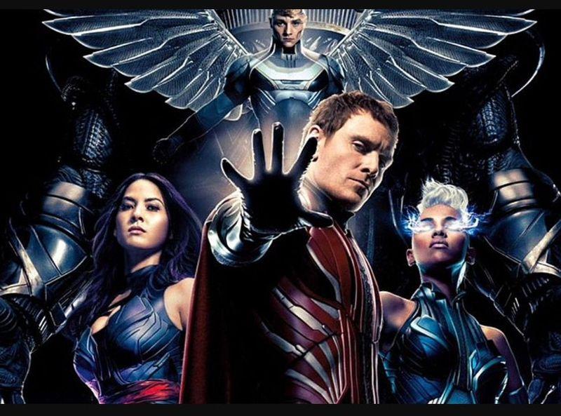 16675 - ¿Sabrías reconocer a todos estos personajes de la saga X-men?
