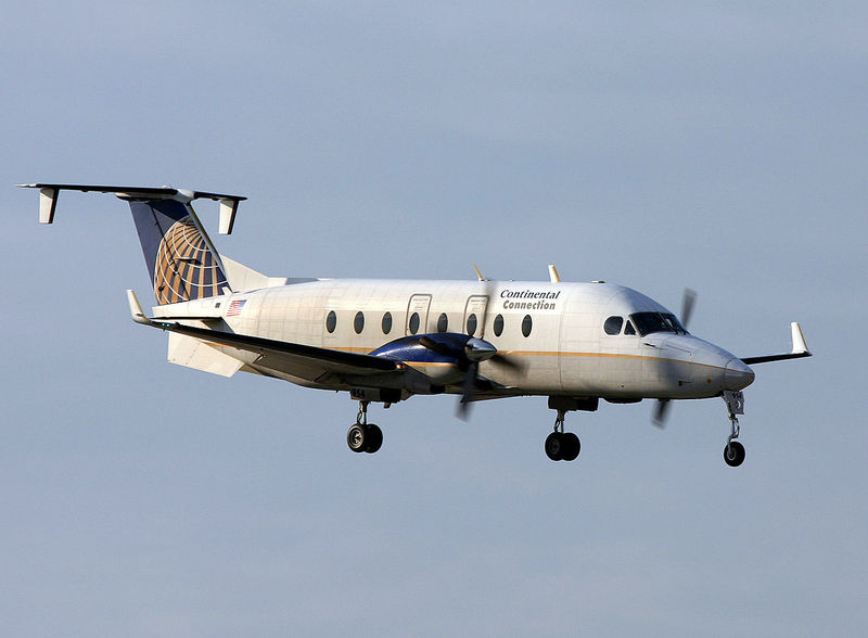 Vamos con uno pequeño. ¿Cuál es este avión?