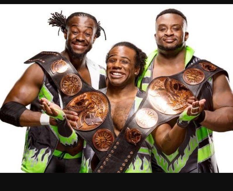 16735 - ¿Eres capaz de reconocer todos estos Tag Teams de la WWE?