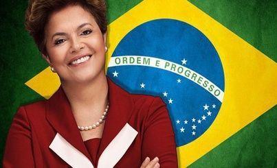 Y pasamos a un país al borde de la acefalía ¿Qué opinas de la presidenta de Brasil Dilma Rousseff?