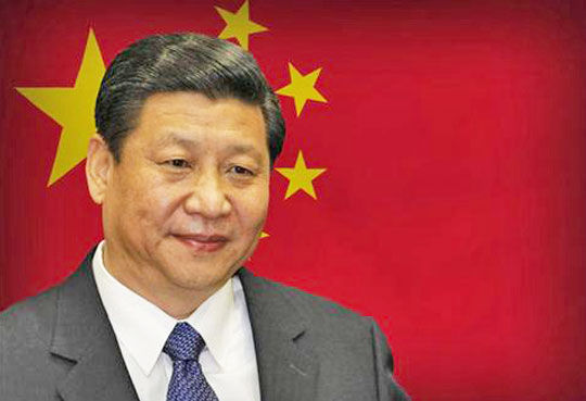 Pasamos a palabras mayores ¿Qué opinas del presidente chino Xi Jinping?