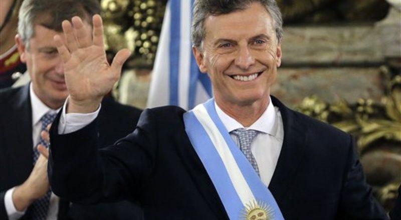 Por orden alfabético empezamos con Argentina ¿Qué opinas de su nuevo presidente Mauricio Macri?
