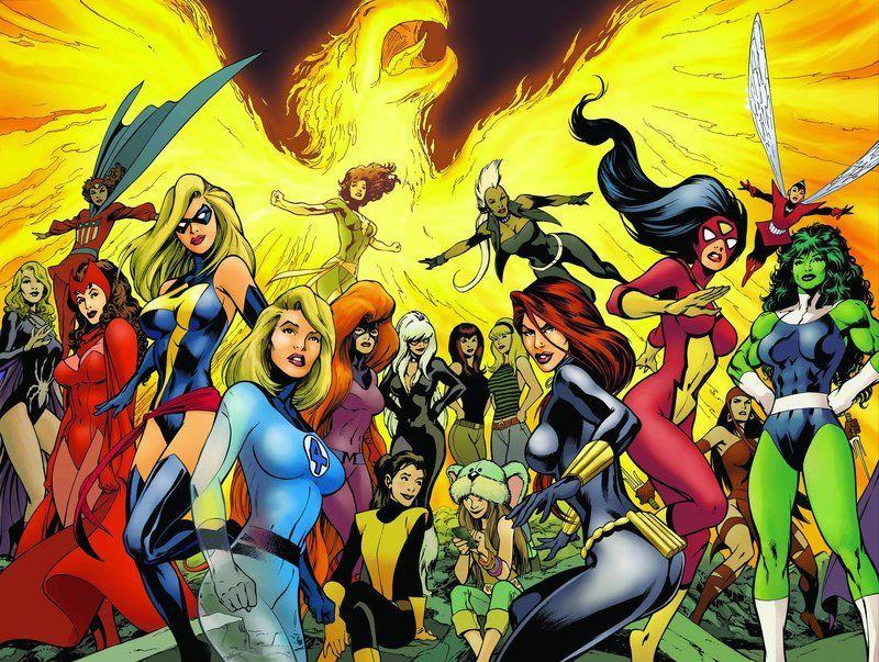 16705 - ¿Qué superheroína eres?