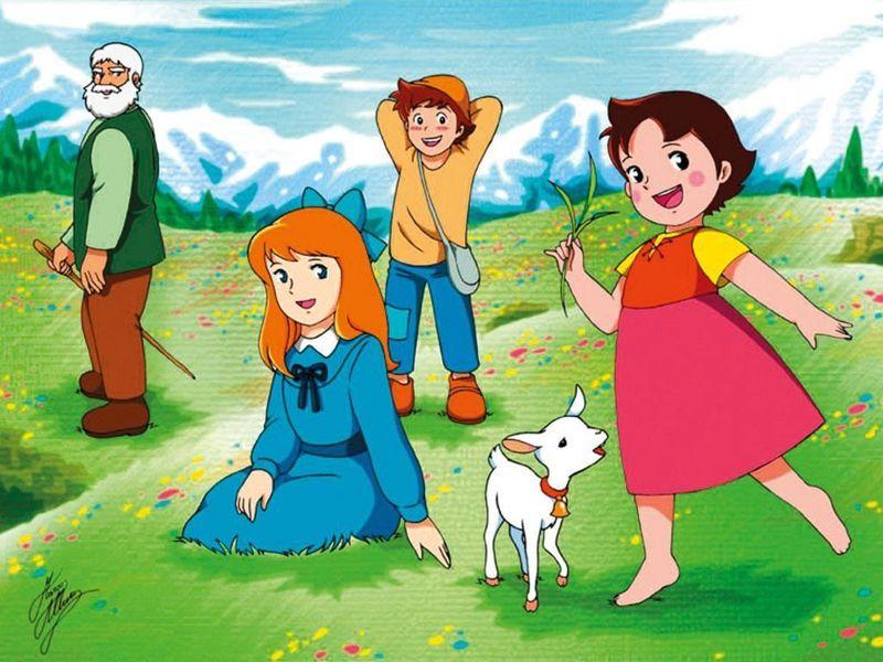 16763 - ¿Te acuerdas de Heidi?