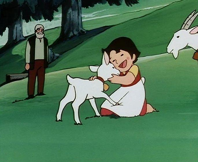 En un episodio, el dueño de dicha cabra decide matarla, ¿por qué razón?
