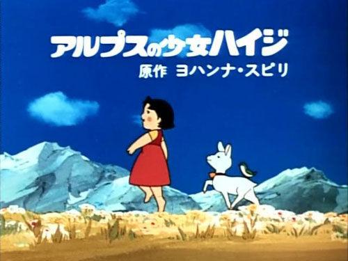 ¿Cuál de estas situaciones no sucede en el opening del anime de Heidi?