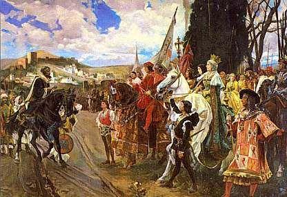¿Qué día culminó el asedio al Reino Nazarí de Granada?