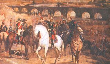 ¿Cuándo tuvo lugar la batalla de Alcolea?