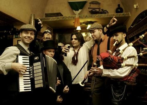 16809 - Canciones Paddy and The Rats
