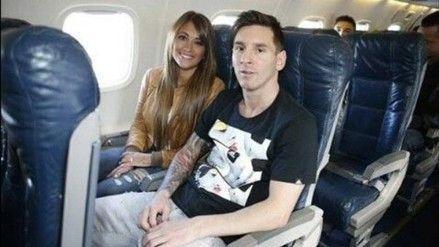 ¿Cómo se llama la novia de Messi?