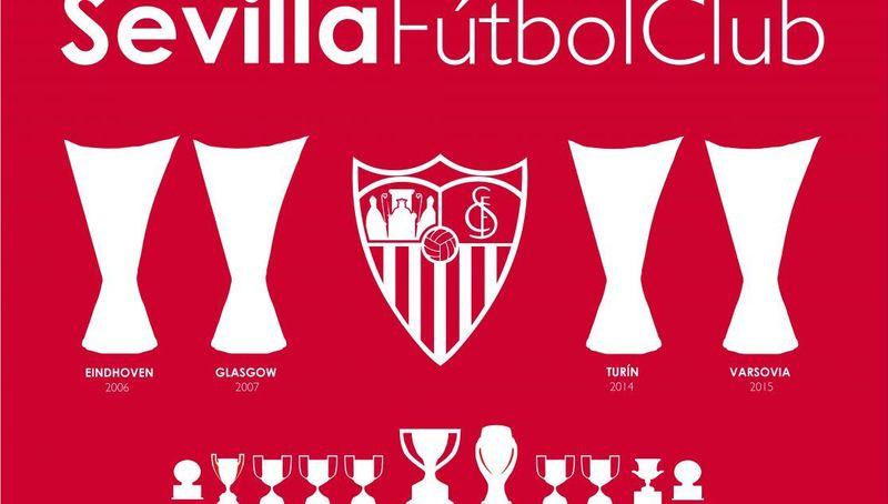 16877 - Dorsales del Sevilla FC