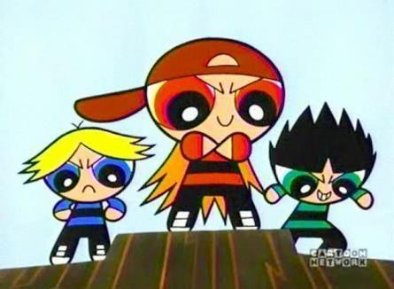 Mojo Jojo crea unos chicos con superpoderes para que derroten a las PPG. ¿Cómo consiguen vencerlos las chicas?