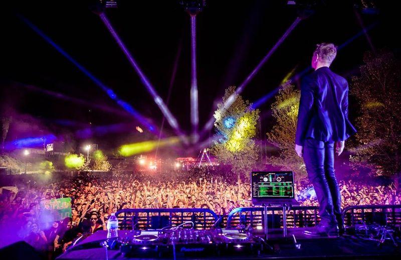 16902 - ¿Sabrías relacionar las canciones con sus DJs?