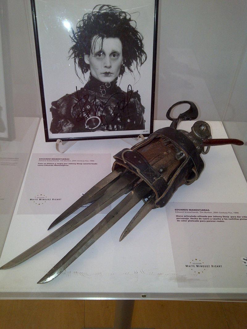 16925 - ¿Reconoces la película en la que aparecen estos objetos?