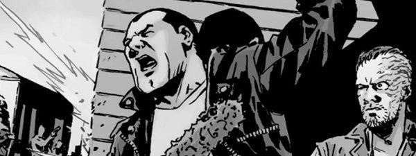 ¿Qué método usa Negan para castigar a miembros de Los Salvadores que no han seguido las normas?