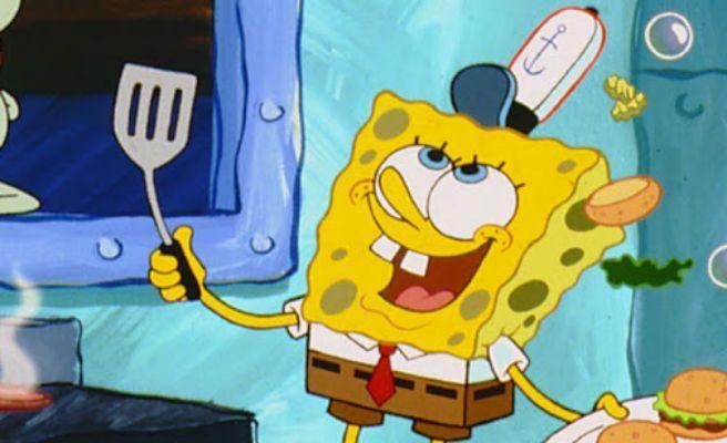 ¿Cómo se llama el restaurante de Bob Esponja?