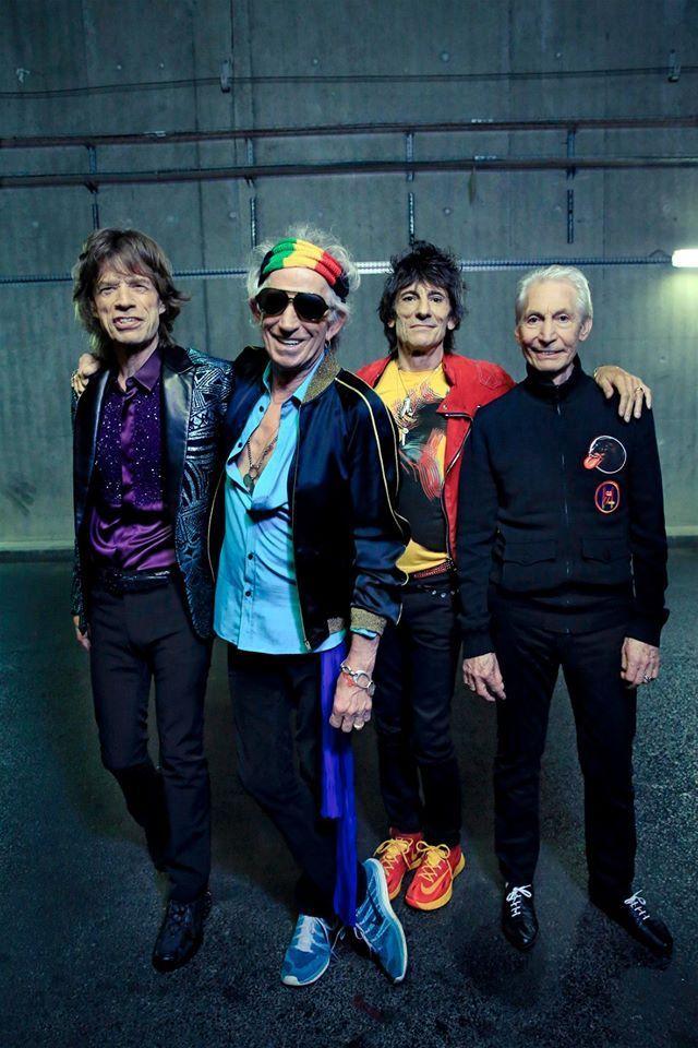16962 - ¿Qué integrante de los Rolling Stones eres?