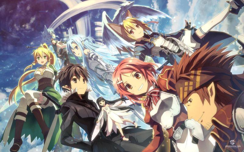 16965 - Cuánto sabes de Sword Art Online (SAO)