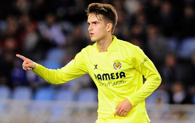 Denis Suarez  IF