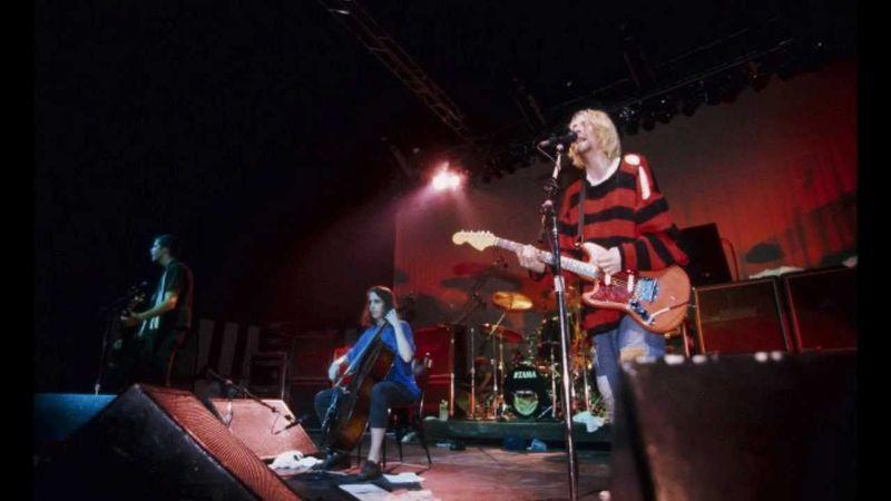 ¿Qué canción era la favorita de Kurt al tocar en vivo?