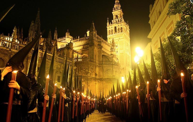 17065 - ¿Cuánto sabes de la Semana Santa de Sevilla? (Nivel Medio)