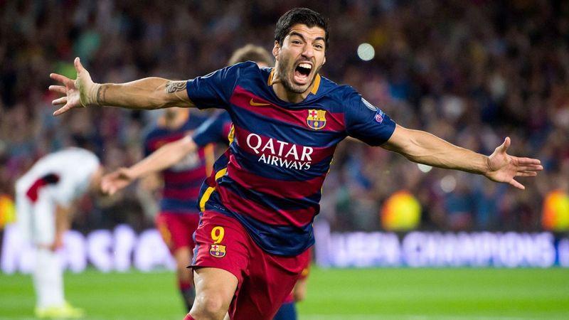 17084 - ¿Cuánto sabes del futbolista Luis Suárez?