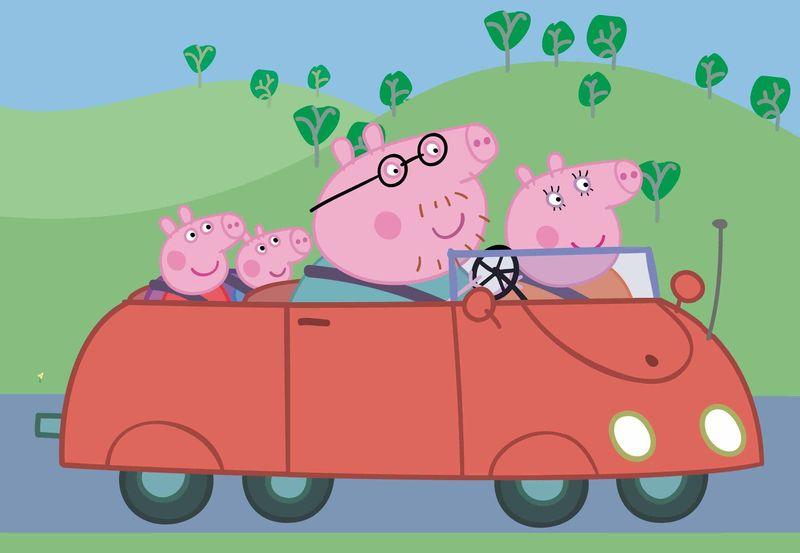 17092 - ¿A qué personaje de Peppa Pig te pareces más?