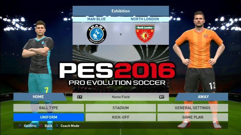 17106 - Equipos y jugadores del Pro Evolution Soccer